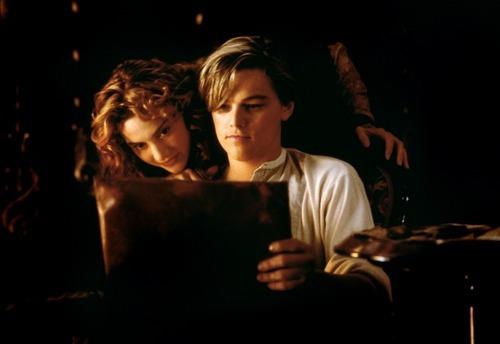 টাইটানিক - Kate Winslet & Leonardo diCaprio