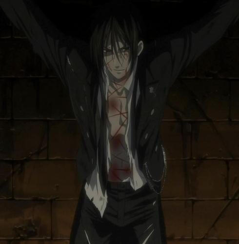 Tortured Sebastian