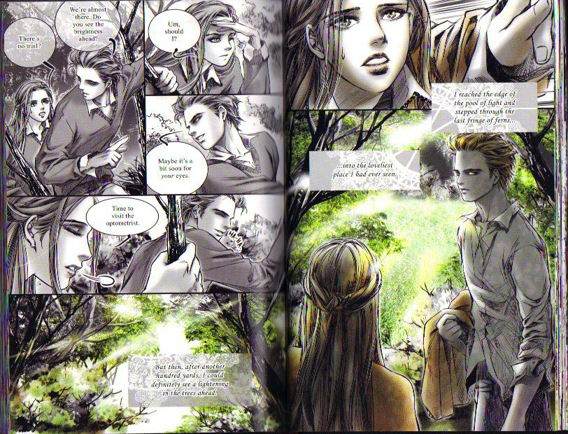 twilight graphic novels online free