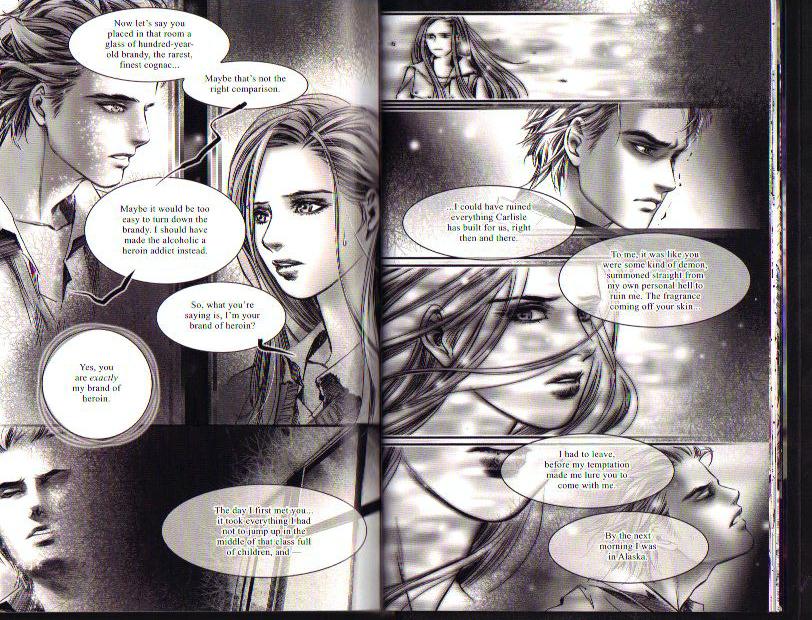 Twilight graphic novel scans