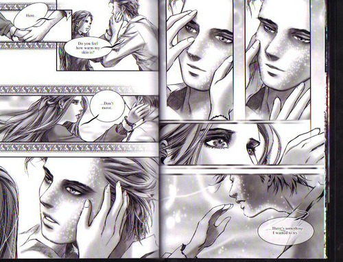 Twilight graphic novel scans