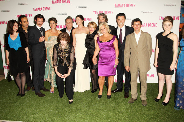 "UK premiere of ""Tamara Drewe"" (September 6)"