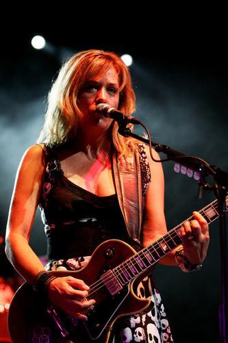 Vicki Peterson of The Bangles