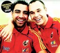 Xavi y Andreas - xavi-hernandez photo