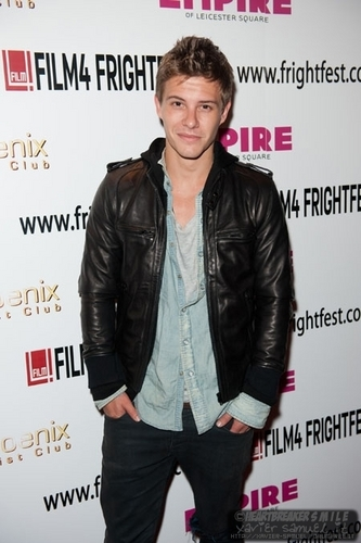 Xavier @ the Film4 FrightFest 2010