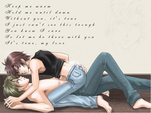 Yuki and Shuichi