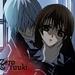 Zero Kiryu and Yuuki Cross