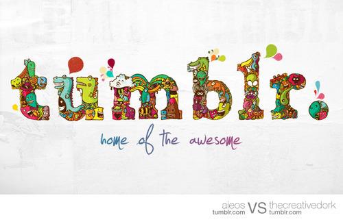 Tumblr karatasi la kupamba ukuta titled awesome tumblr