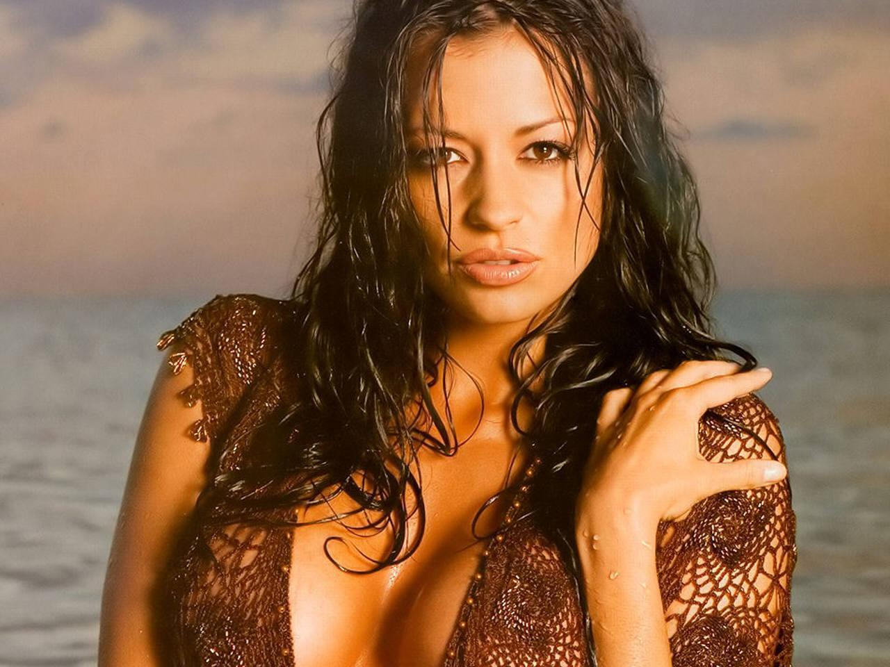 Candice Michelle - Wallpaper
