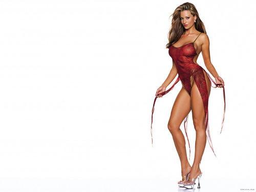 Candice Michelle achtergrond entitled candice michelle