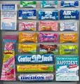 chewing gums - chewing-gum photo