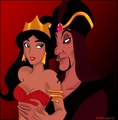 if melati, jasmine loved Jafar