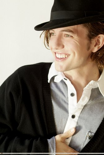 Jackson Rathbone & Ashley Greene 바탕화면 containing a fedora titled jackson rathbone