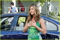 jennifer aniston at cougar town pics