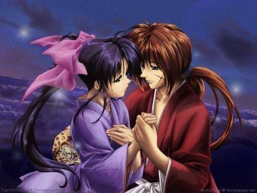 kenshin & kaoru