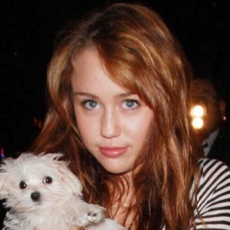 miley and teddy