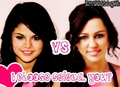 miley vs selen.a - miley-cyrus-vs-selena-gomez photo