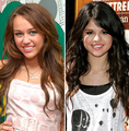 mvss - miley-cyrus-vs-selena-gomez fan art