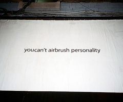 Personality Test wallpaper possibly with a sign called personality <3
