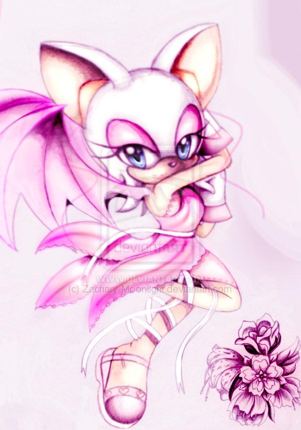 pretty in розовый - R O U G E