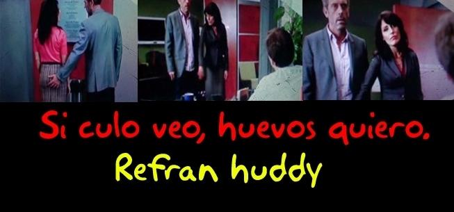refran huddy (spanish version)