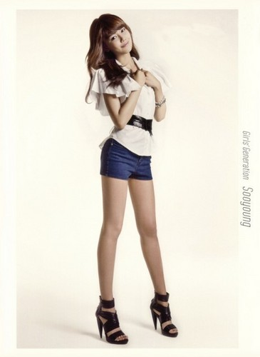 sooyoung Genie japanesse