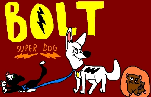 the adventures of Bolt