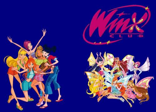 winx club wallpaper por pearl