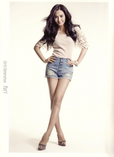 girls generation yuri. yuri Genie japanesse