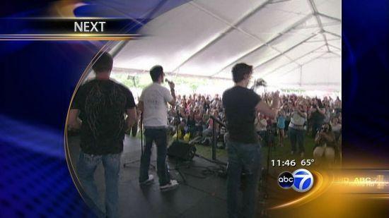 Port Chuck on Chicago's ABC7 News