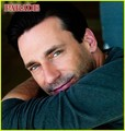jon hamm- parade magazine - jon-hamm photo