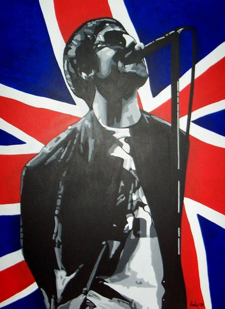 Liam Gallagher Images Wallpaper And Background Photos 15491039