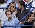 08/09/2010 - David and Tea at US Open