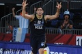 12. Leonardo Gutierrez (Argentina) - basketball photo