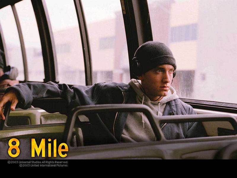 eminem wallpaper 8 mile. 8 mile - 8 mile Wallpaper