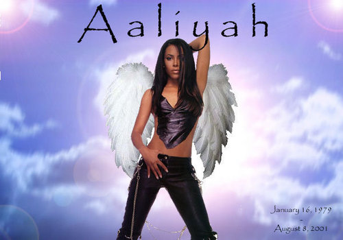 Aaliyah the angle