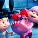 Agnes, Edith & Kyle - despicable-me icon