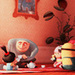 Agnes, Gru & the Minions - despicable-me icon
