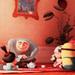 Agnes, Gru & the Minions