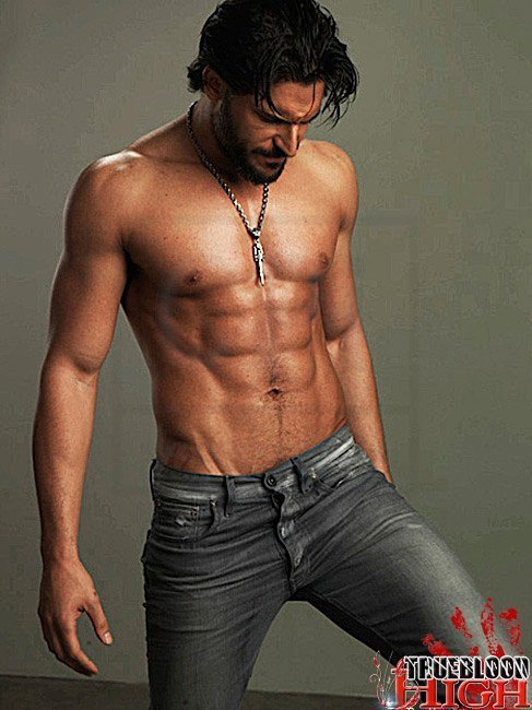 Very Joe Bullish Young Male Beauty: Alcide Herveaux Images Alcide =] Wallpaper And Background