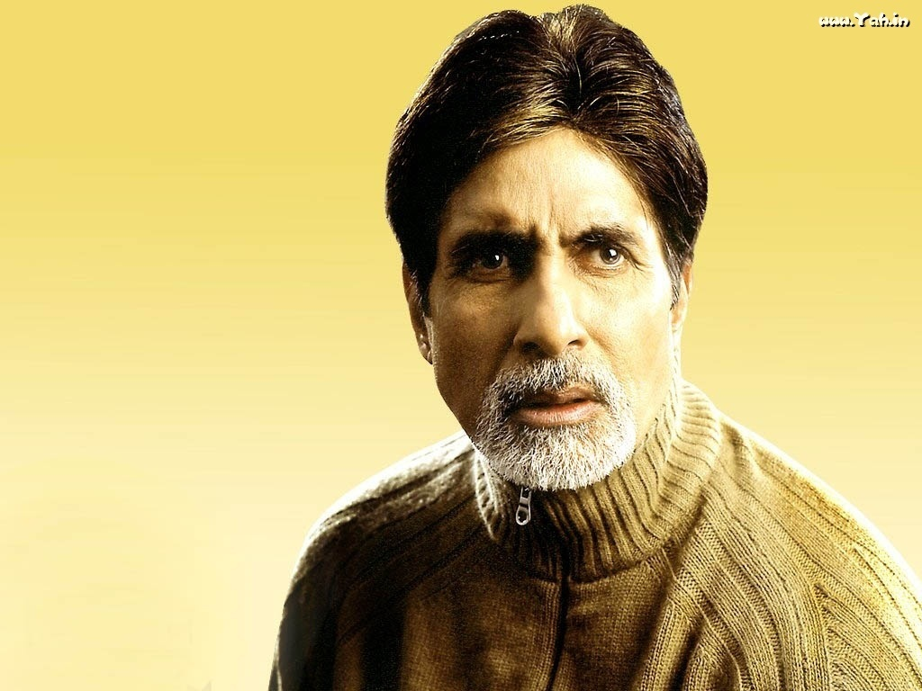 Amitabh Bachchan - Photo Set