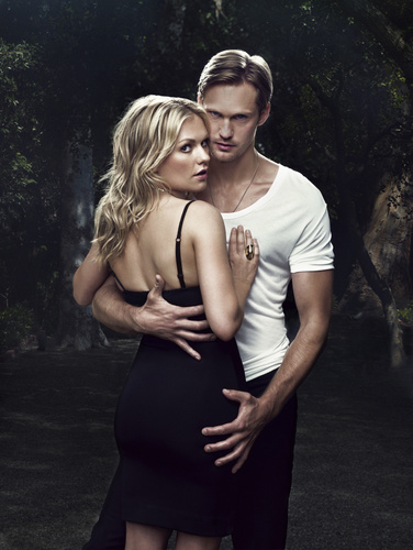 Anna Paquin and Alexander Skarsgård - anna-paquin Photo