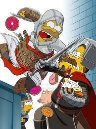 Assassin Homer