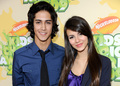 Avan Jogia and Victoria Justice  - the-hunger-games photo