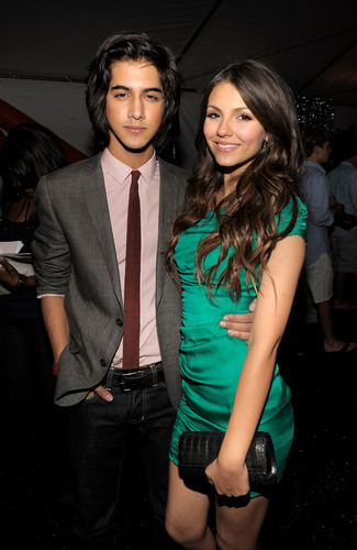 Avan and Victoria(Beck and Tori)