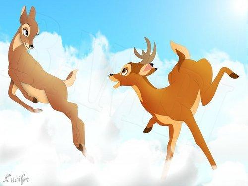 Bambi&Faline♥