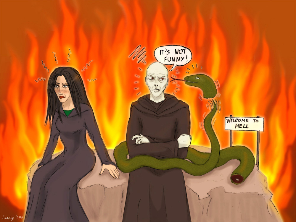 voldemort and nagini relationship