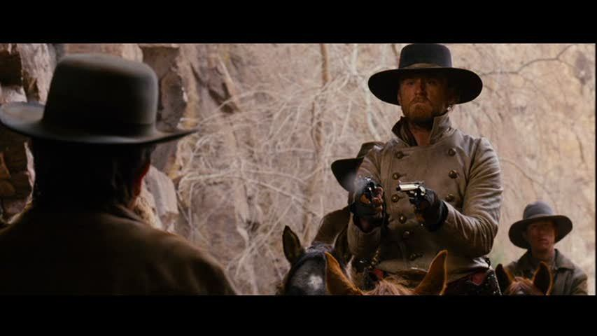 Ben Foster of 310 to Yuma Is Not Acting Crazy on Purpose