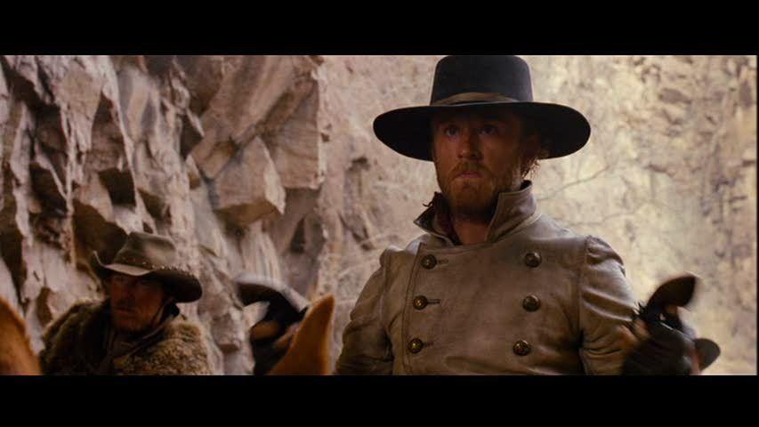 EXCLUSIVE Ben Foster Talks 310 to Yuma  MovieWeb