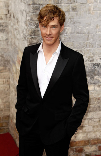 Benedict at the National Lottery Awards - benedict-cumberbatch Photo